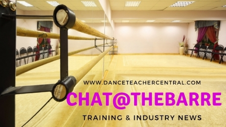 CHAT@THEBARRE with Dance Teacher Central