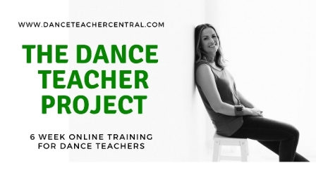 Dance Teacher Project for Dance Teachers